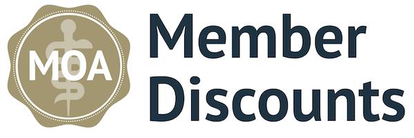 MOA Member Discounts