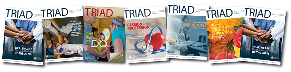 TRIAD Covers