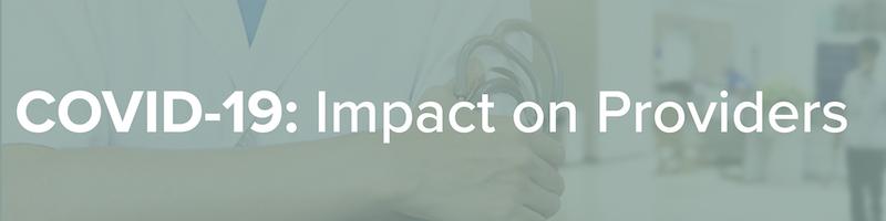 impact on providers